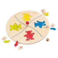 Goki Ayıcıklı Dönence Oyunu - 4 Yaş
