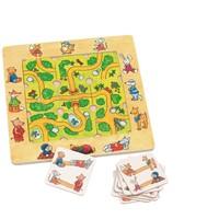 Goki Yol Bulma Oyunu - Orman