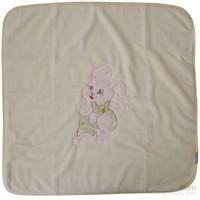 Bebitof 5105 Bebek Havlu Battaniye Tavşanlı Yeşil