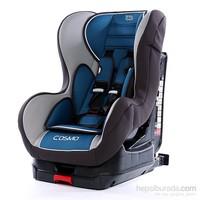 Baby&Plus Cosmo Sp Isofix Oto Koltuğu Mavi - Mavi