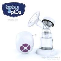 Baby&Plus Tekli Göğüs Pompası