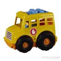 Mega Bloks Araçlar Ve Renkli Bloklar Minibüs