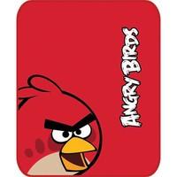 Aksu Bebek Lisanslı Battaniye Angry Birds Kırmızı