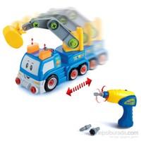 Baby&Toys Sök Tak İtfaiye Arabası