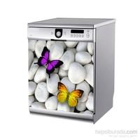 Artikel Şirin Kelebekler Bulaşık Makinası Stickerı Bs-155