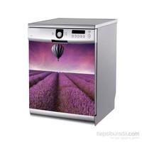 Artikel Lavanta Cenneti Bulaşık Makinası Stickerı Bs-159