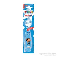 Pepee Sanitral Işıklı Diş Fırçası / Mavi