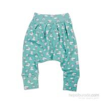 Baby Corner Kuzu Şalvar Pantolon Yeşil