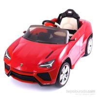 Rastar Lamborghini Urus 12V Akülü Araba Kırmızı