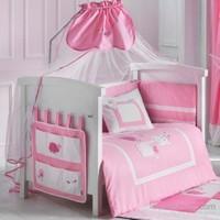 Dinoboo Animals Pink Bebek Odası Cibinliği