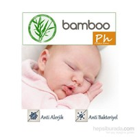 Pukka Home Bambu Park Ortopedik Bebek Yatağı 70X120