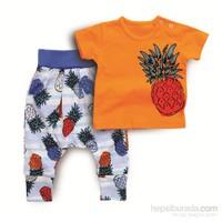 Baby Corner Şalvar Takım / Ananas