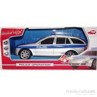 Alman Polis Arabası Mercedes