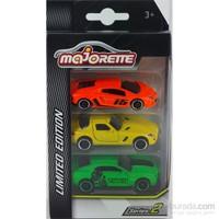 Majorette 3Lü Limited Edıtıon S2 M1