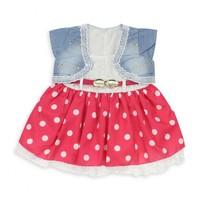 Modakids Kız Çocuk Elbise 019 - 811 - 022