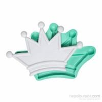 Kurdelya Büyük Kraliçe Tacı Silikon Kalıbı