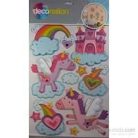Stic&Stic Prensesin Diyarı Sticker