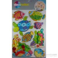 Stic&Stic Okyanus Kahramanları Sticker