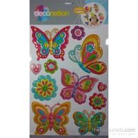 Stic&Stic Kelebek Günlüğü Sticker