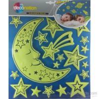 Stic&Stic Gökyüzündeki Ay 3D Sticker