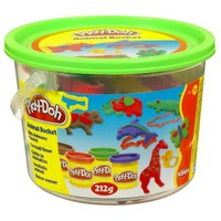 Play-Doh Animal Activities Bucket