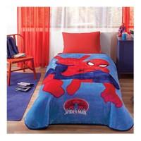 Taç Spiderman Ultimate Lisanslı Battaniye