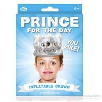 Günün Prensi - Prince For The Day - Şişme Prens Tacı