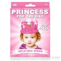 Günün Prensesi - Princess For The Day - Şişme Prenses Tacı