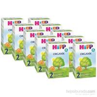 Hipp 2 Organik Devam Sütü 300 gr - 10'lu