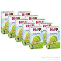 Hipp 3 Organik Devam Sütü 300 gr - 10'lu