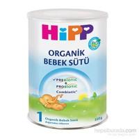 Hipp 1 Organik Prebiyotik, Probiyotik, Combiotic Bebek Sütü 350 gr - 12'li