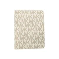 Michael Kors Ipad Mk Signature Pvc Tablet Case Sweet Sleeve Stand W Camera Hole Vanilla