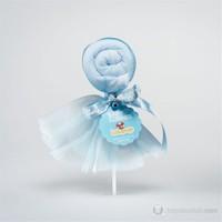 Baby Corner Lolipop Önlük / Mavi