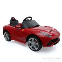 Rastar Ferrari F12 6 V Kırmızı Akülü Araba