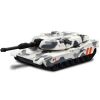 Maisto Metal Forces Askeri Savaş Aracı Tank Bravo 9 Cm Beyaz Kamuflaj