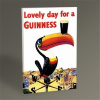 Tablo 360 Guinness-Lovely Day For A Tablo 45X30