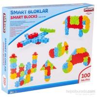 Pilsan Smart Bloklar Kutulu 100 Parça