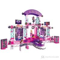 Mega Bloks Barbie Rock Star Sahnesi 290 Parça Oyun Seti