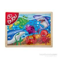 Bubu Ahsap Puzzle 40X30