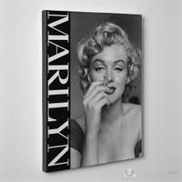 Tabloshop - Marilyn Monroe Iıı Canvas Tablo - 75X50cm