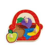 Hape Meyve Sepeti Puzzle