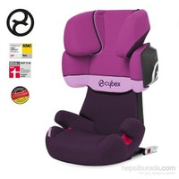Cybex Solution X2-Fix 15-36 Kg Oto Koltuğu / Purple Rain-Purple