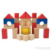 Neva Toys Ahşap Blok (77 Parça)