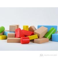 Neva Toys Ahşap Blok (37 Parça)