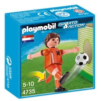 Playmobil Futbolcu-Hollanda 4735