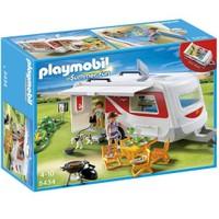 Playmobil Karavan Ve Aksesuarları 5434
