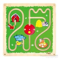 Vıga Toys Duvar Oyunu - Yol Bulma