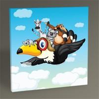 Tablo 360 Animals Tablo 30X30