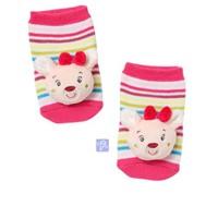 Baby Fehn Çıngıraklı Çorap Ceylan