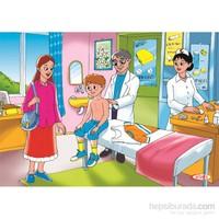 Eksen Sağlığımız Ahşap Puzzle / 35 Parça